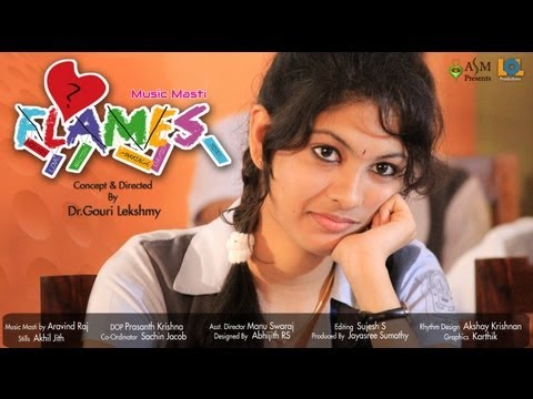 Flames Music Masti Thoomanju Pozhiyunna - Official Full HD Song 2013 (Directed by Dr.Gouri Lekshmy)