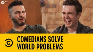 Comedians Solve World Problems - Politics | Comedy Central UK