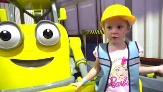 Playground Bob the Builder with Thomas Train and Friends Theme play Area for kids