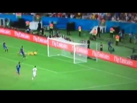 Germany Vs Argentina 1-0 - Mario Götze Goal - World Cup Final 2014 - July 13 2014 - [HD]