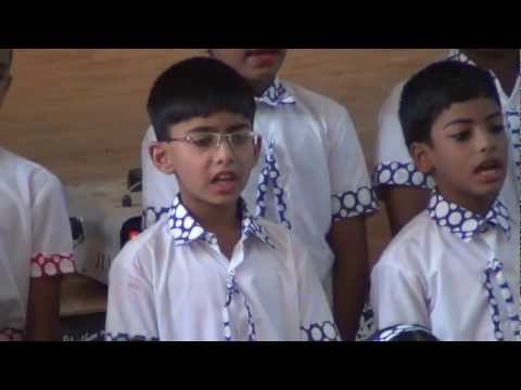 Hari Sri  Vidya Nidhi School,poonkunnam,thrissur,at Home,lpsection Part 1,group Song,malayalam video