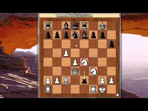 Kako NE treba igrati Kraljev gambit -  SPASKI  vs  BRONSTAJN  # 220 sah i mat