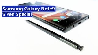 Galaxy Note 9: alle S-Pen Features & Funktionen (deutsch HD)