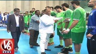 Asian Men's Club League Handball 2017 Championship Grandly Commences In Hyderabad