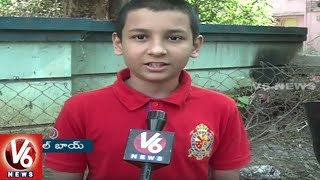 Special Story On 11 Year Old Agastya Jaiswal | Writes Degree Semester Exams