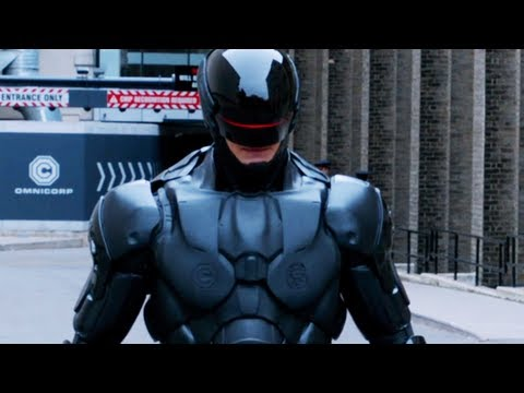 Robocop Trailer 2014 Movie - Official 2013 Teaser HD