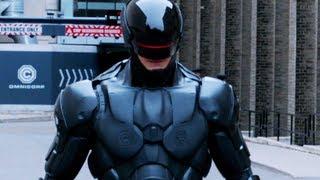 Robocop Trailer 2014 Movie - Official 2013 Teaser [HD]