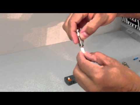 CCTV Level 1 :Como preparar cable para camaras de seguridad