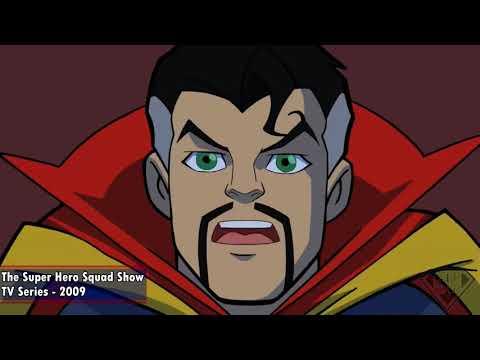 😎ДОКТОР Стрэндж   ПОЛНЫЙ ФИЛЬМ 😎 Doctor Strange in Movies & Cartoons 2018