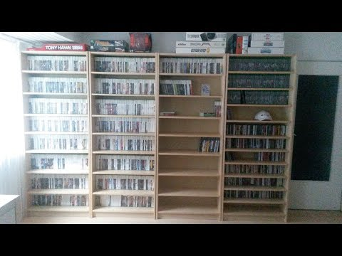 My little Microsoft Xbox Collection Game Room Tour (Update 2nd July 2017)