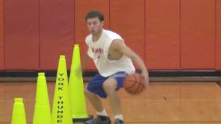 Basketball Workout Recruitment for College DIII