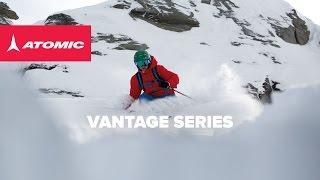 Atomic Vantage Series 2015   See it. Ski it.
