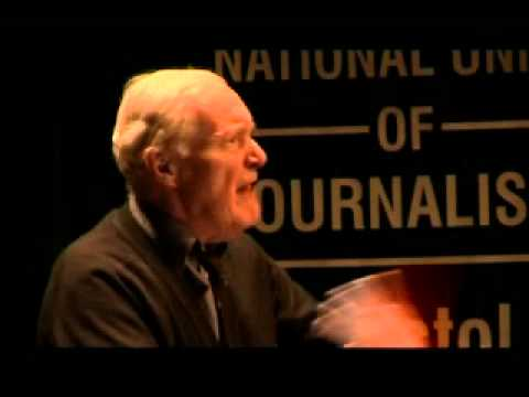 NUJ joins mourners of Tony Benn