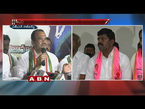 TRS MLA Vemula Veeresham Counter To Komati Reddy Venkat Reddy Comments