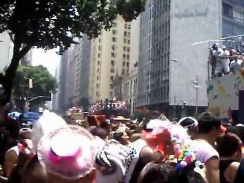 cordao do bola preta carnaval 2013 por Mauricio Muniz
