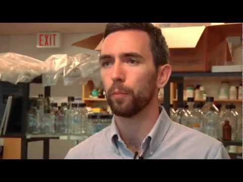 Neuroscience PhD student Tom Harrison on his research on brain plasticity and stroke