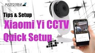 download lagu Cara Setup Cepat  Xiaomi Yi Cctv gratis