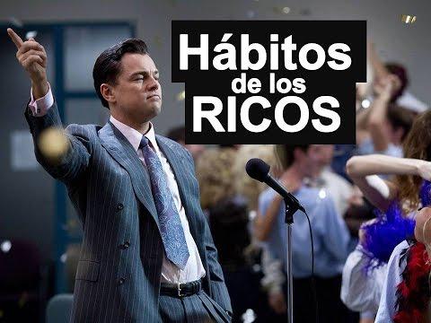 HÁBITOS DE RICO