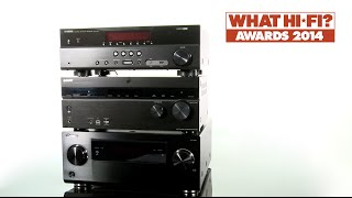 Best AV receivers 2014 - What Hi-Fi? Awards