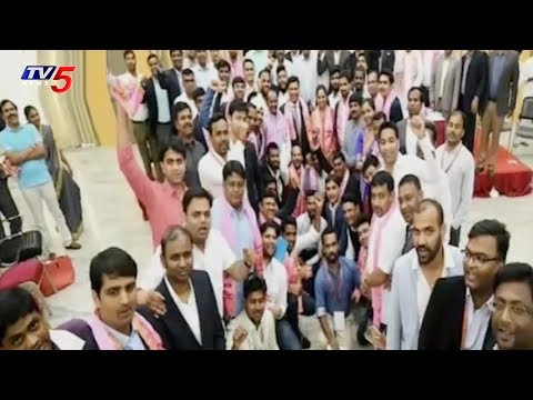TRS Telugu NRIs New Team Formed In Malaysia | TV5 News