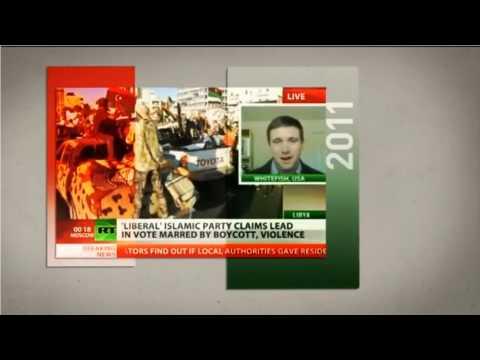 US News Media on Libya 2011: FAIL