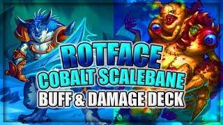 Rotface & Cobalt Scalebane Deck