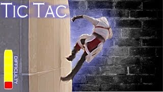 TIC TAC/Horizontal Wall Run Tutorial - Assassins Creed Parkour