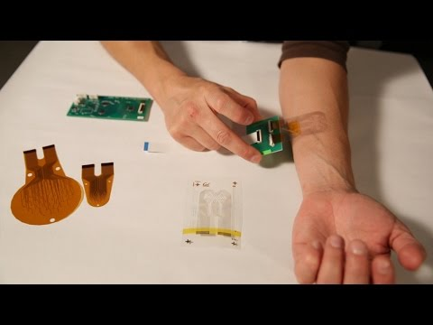 'Smart bandage' detects bed sores before doctors can