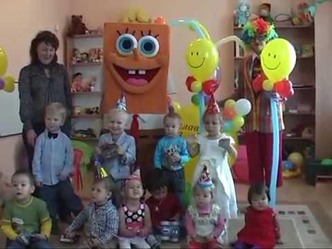 Клоуны в детском саду Алматы шоу для детей