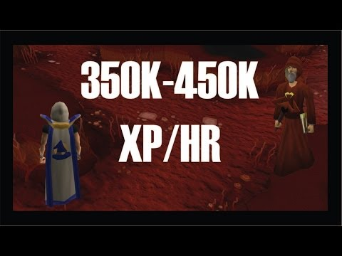 RS3 | Runescape | Magic-Defense Training Guide | Abyss | 350k-400k xp-hr