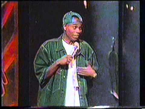 Dave Chappelle at Just For Laughs, Montreal (1993)
