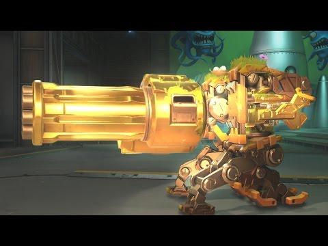 Overwatch - The Golden Journey