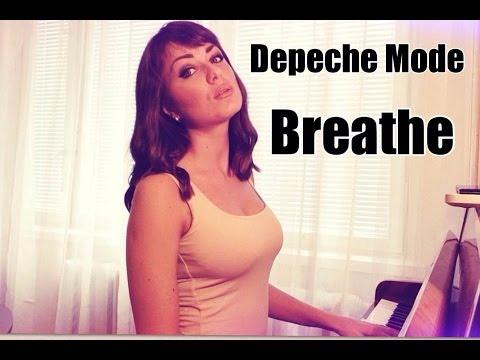 Depeche Mode - Breathe [ acoustic cover ]