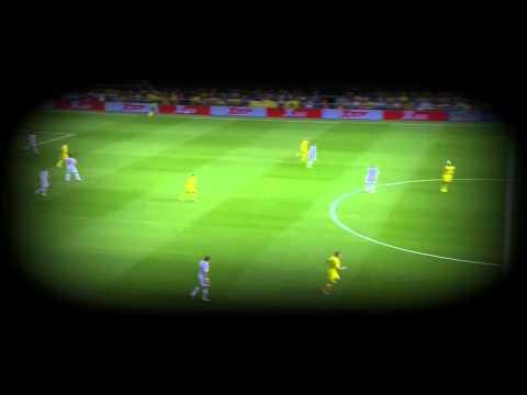 Raphael Varane vs Villarreal 27 09 2014