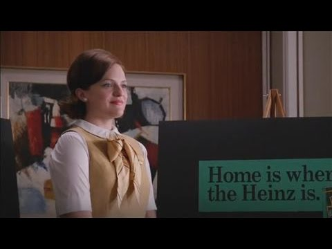 'Mad Men' Star Elisabeth Moss on Playing Peggy
