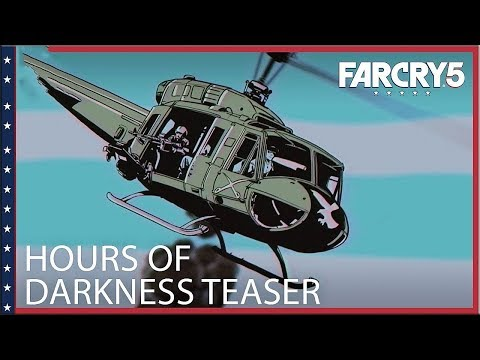 PS4 Games Far Cry 5: Hours of Darkness