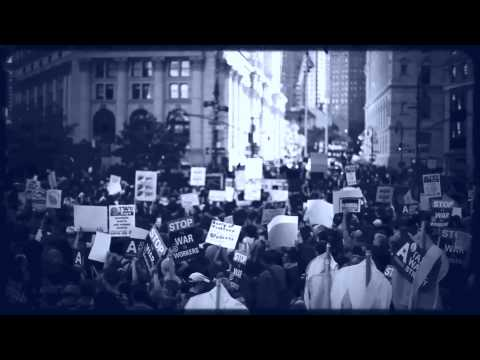 'We Are The 99 Percent': Tom Morello, Serj Tankian&Tim McIlrath Sing Occupy Anthem (2012)