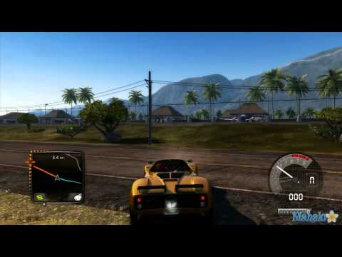 Test Drive Unlimited 2 Walkthrough - Going To Hawaii