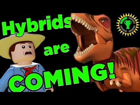 Cover Lagu Game Theory: Jurassic World Hybrid Dinos ARE COMING!
