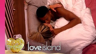 Megan and Wes Spend a Night in the Hideaway | Love Island 2018