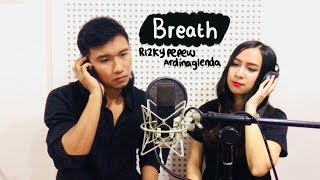 JongHyun and Taeyeon - Breath (Cover by @rizkypepew and @ardinaglenda)