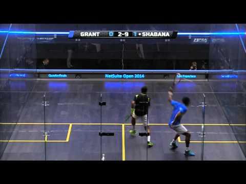 Squash: Shot of the Month - Sept 14, Winner