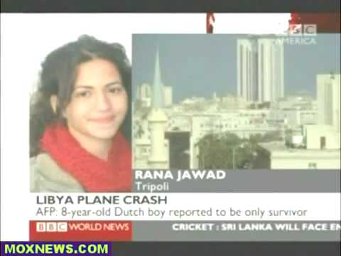 Libyan Plane Crash 2010 - 105 People Dead