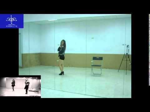 Jiyeon (T-ARA) - Never Ever (1MIN 1SEC) - mirrored dance cover.舞團招募請洽0983392236蜻蜓舞蹈工作室