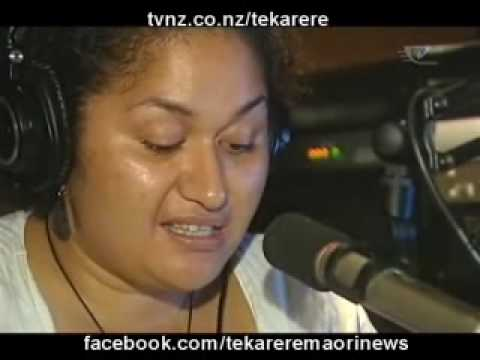 Radio Poihakena is broadcasting the Maori language in Australia via Koori Radio