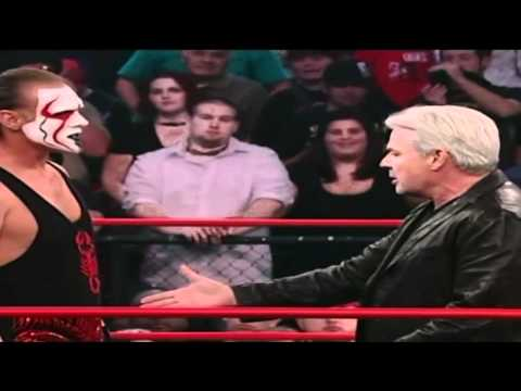 Victory Road Sting Vs Jeff Hardy World Tittle Bout. video