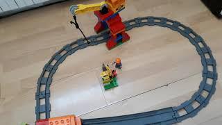 LEGO DUPLO Deluxe Train Set | Kids Toys | 10506 + 10508