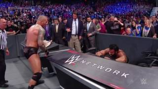 WWE Randy Orton Respect JBL While The Usos Does Not Respect JBL