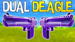 "DUAL DEAGLE ""Handkanone""  