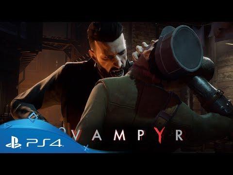 Vampyr | Story Trailer | PS4
